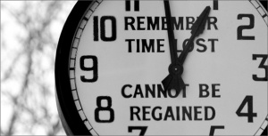 time-lost-cannot-be-regained